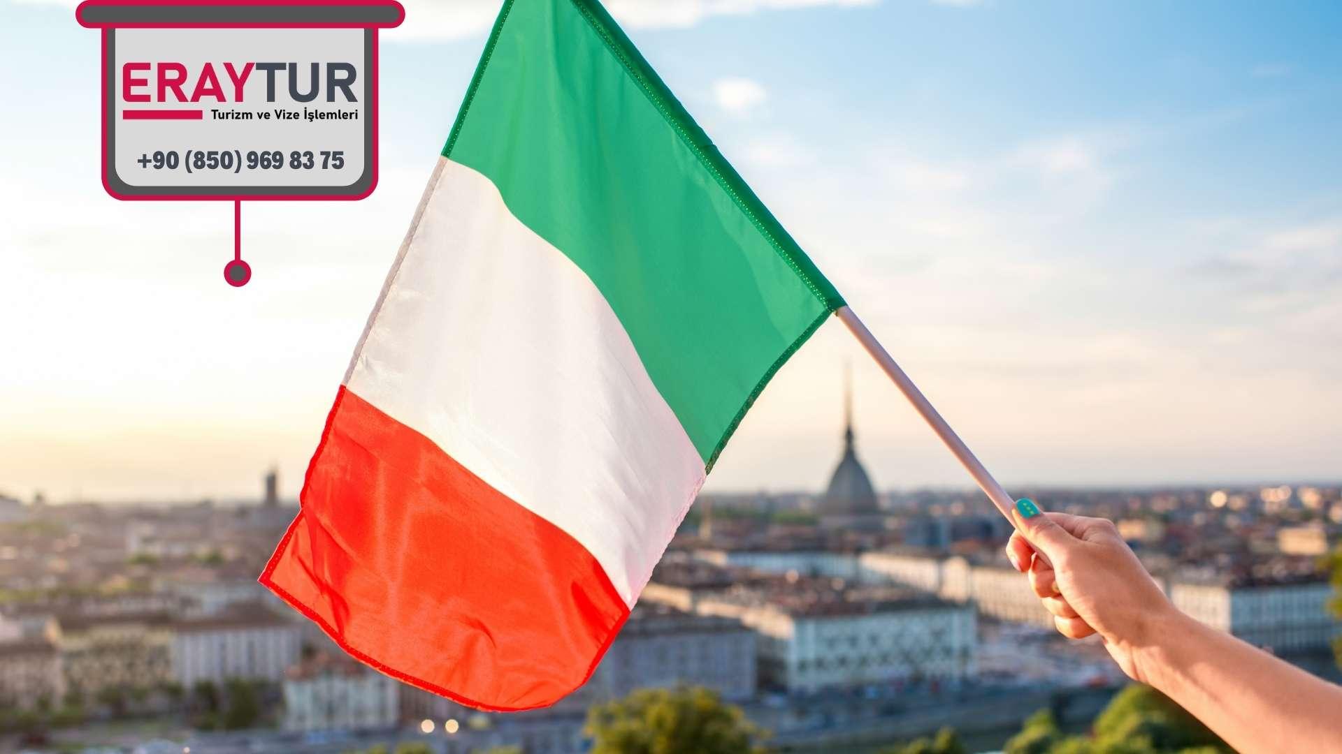İtalya Vizesi İçin Ortak Evraklar