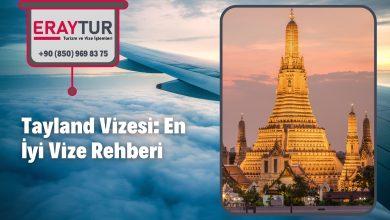 Tayland Vizesi: En İyi Vize Rehberi