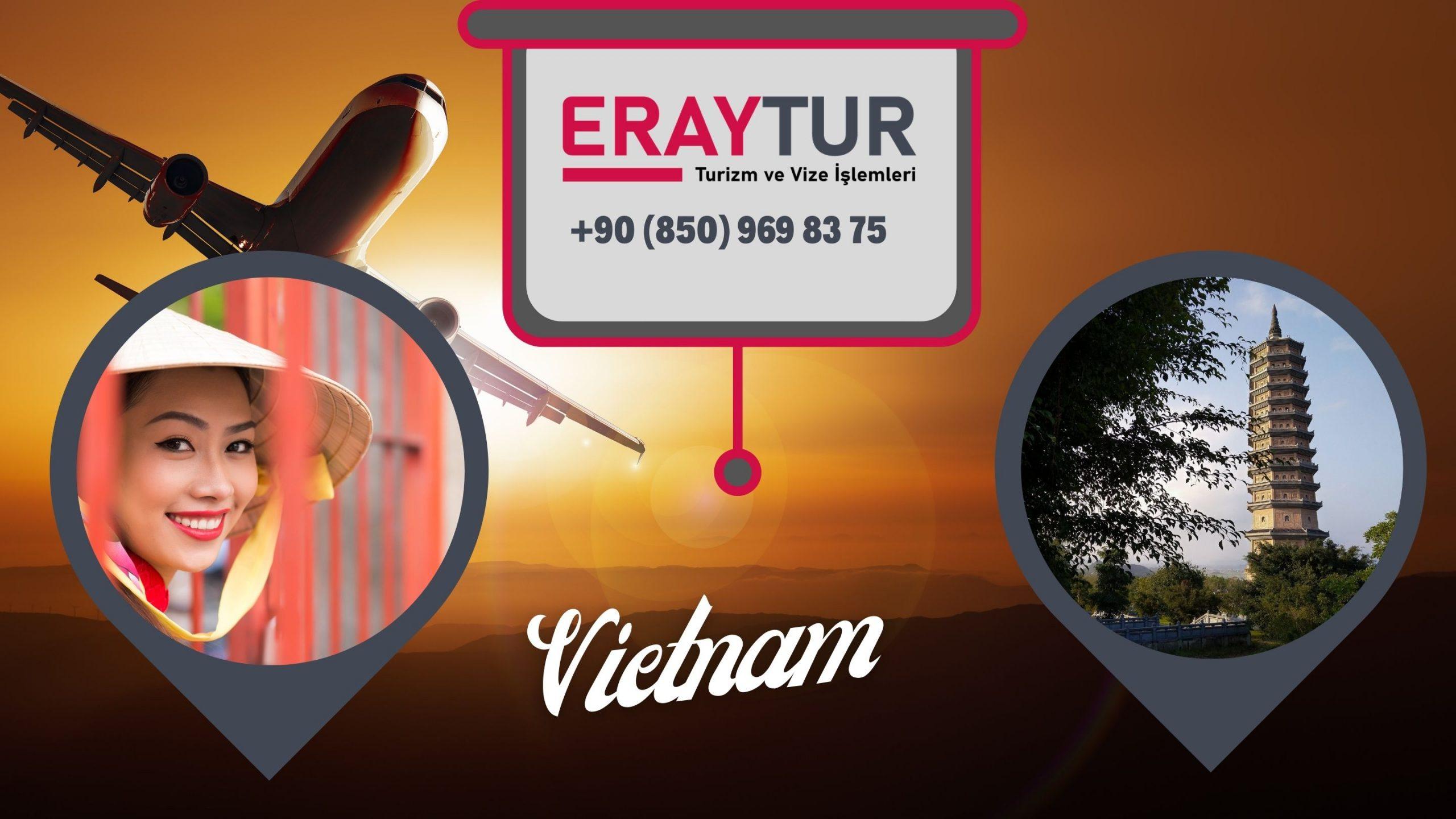 Vietnam Vize Evrakları: Yeni Liste [2021]