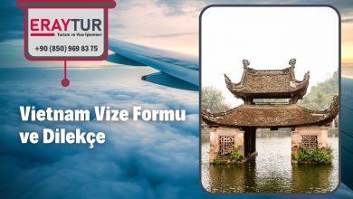 Vietnam Vize Formu ve Dilekçe 1 – vietnam vize formu ve dilekce 1