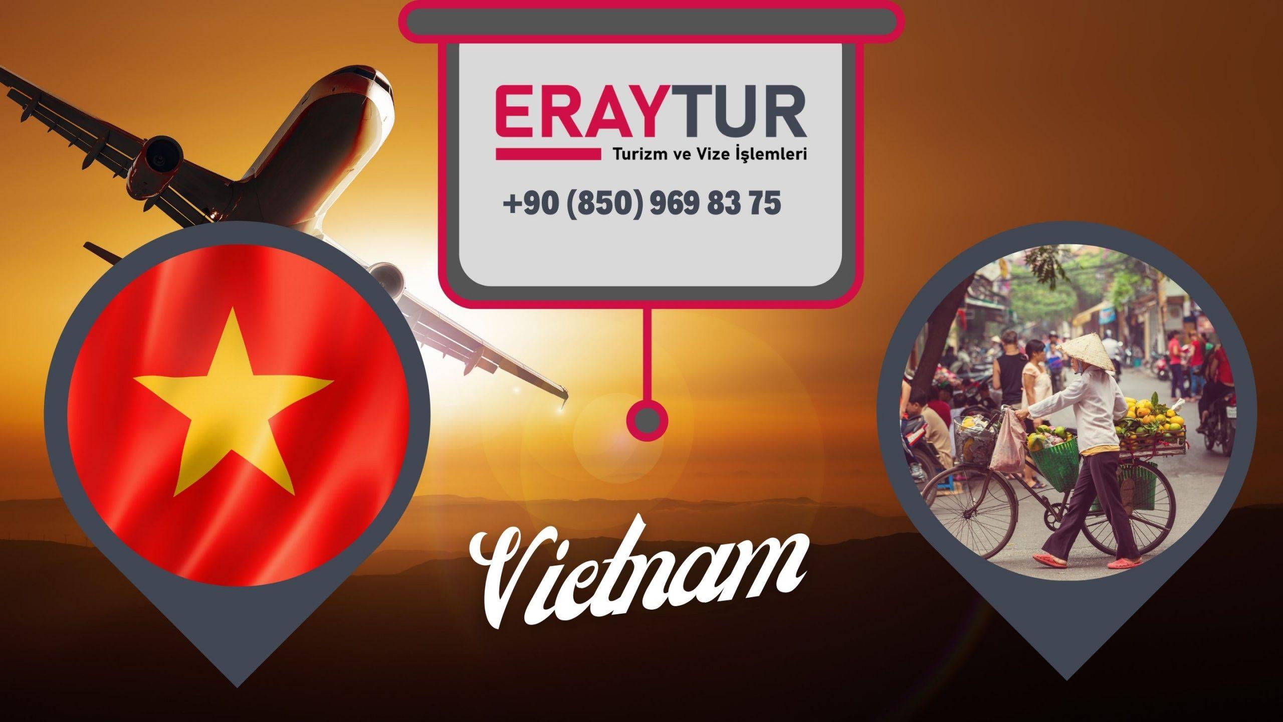 Vietnam Vize Formu ve Dilekçe