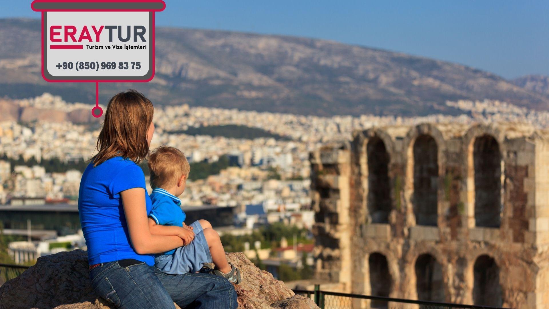 Yunanistan Aile Ziyareti Davetiye Örneği