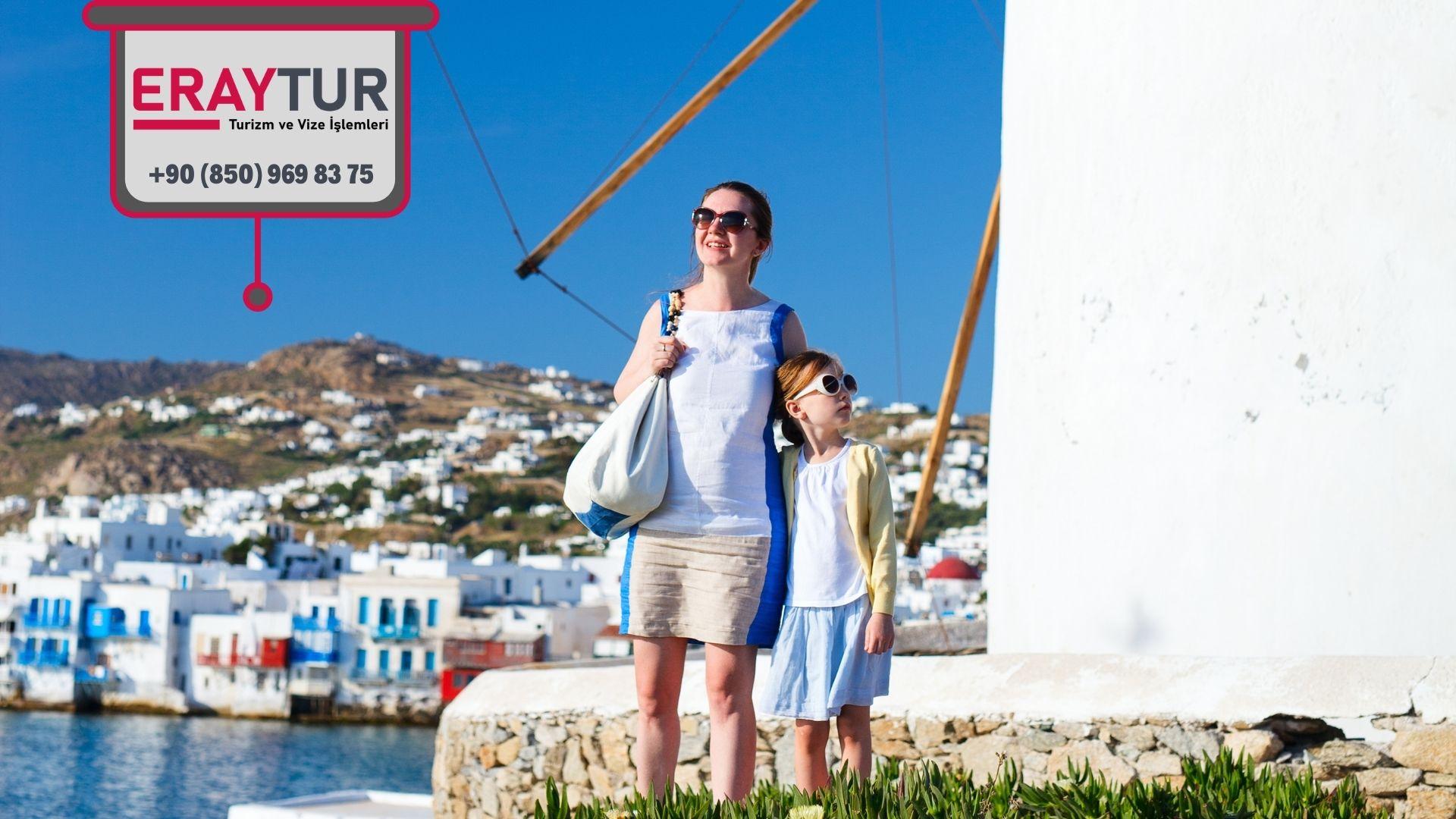 Yunanistan Aile Ziyareti Vize Dilekçe Örneği