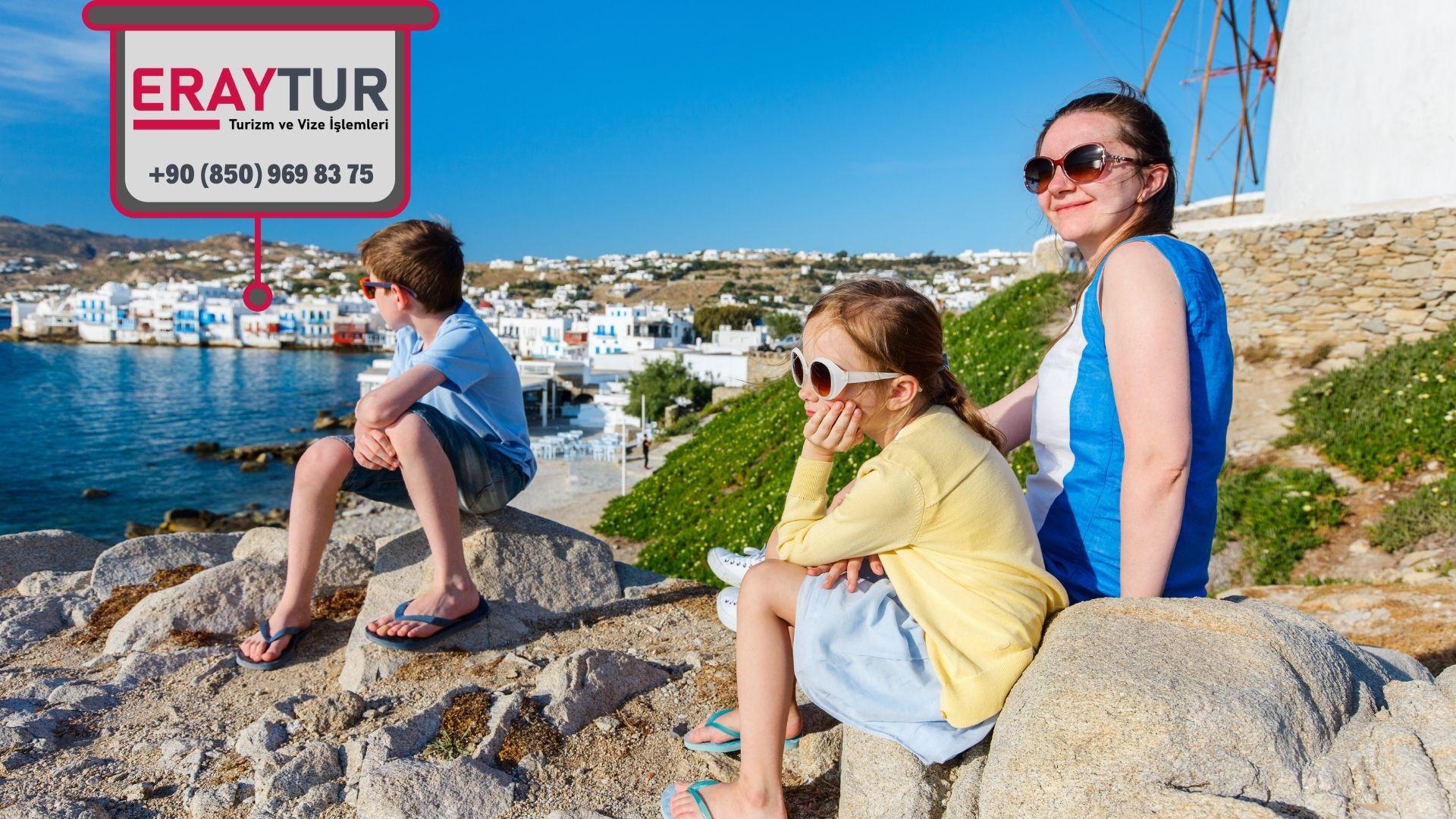 Yunanistan Aile Ziyareti Vize Formu