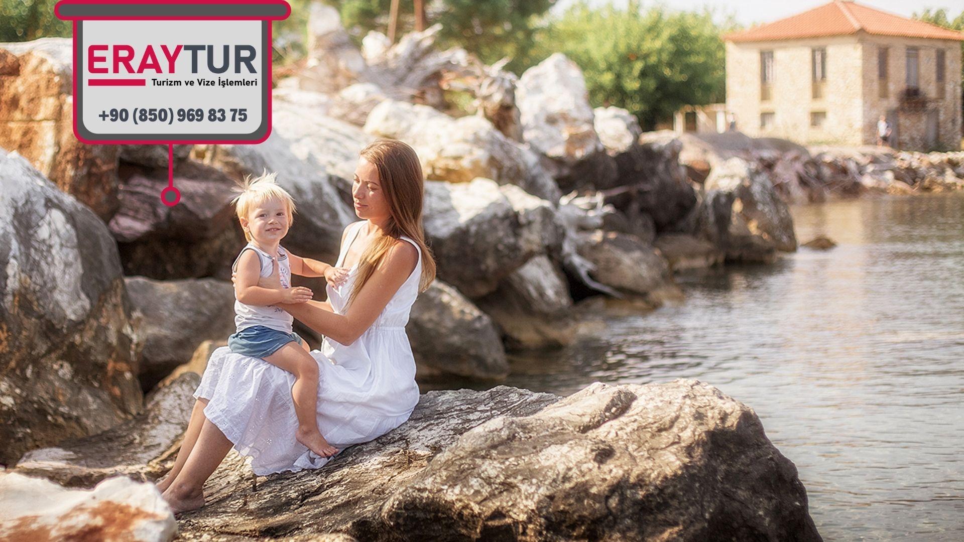 Yunanistan Aile Ziyareti Vize Ücreti