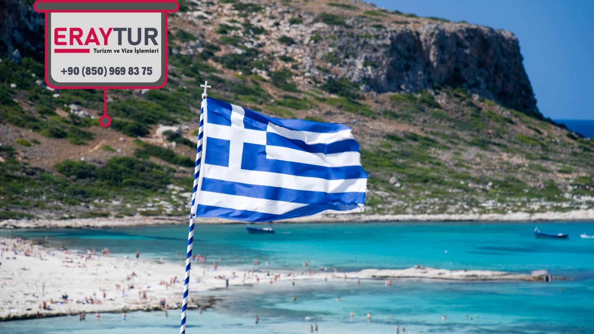 Yunanistan Schengen Vizesi Nedir?