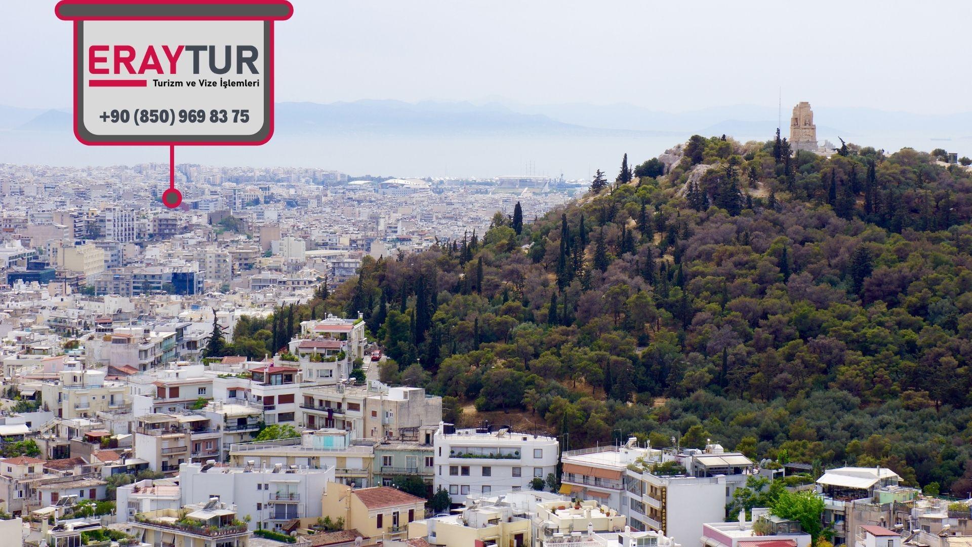 Yunanistan Ticari Vize İçin Gerekli Evraklar