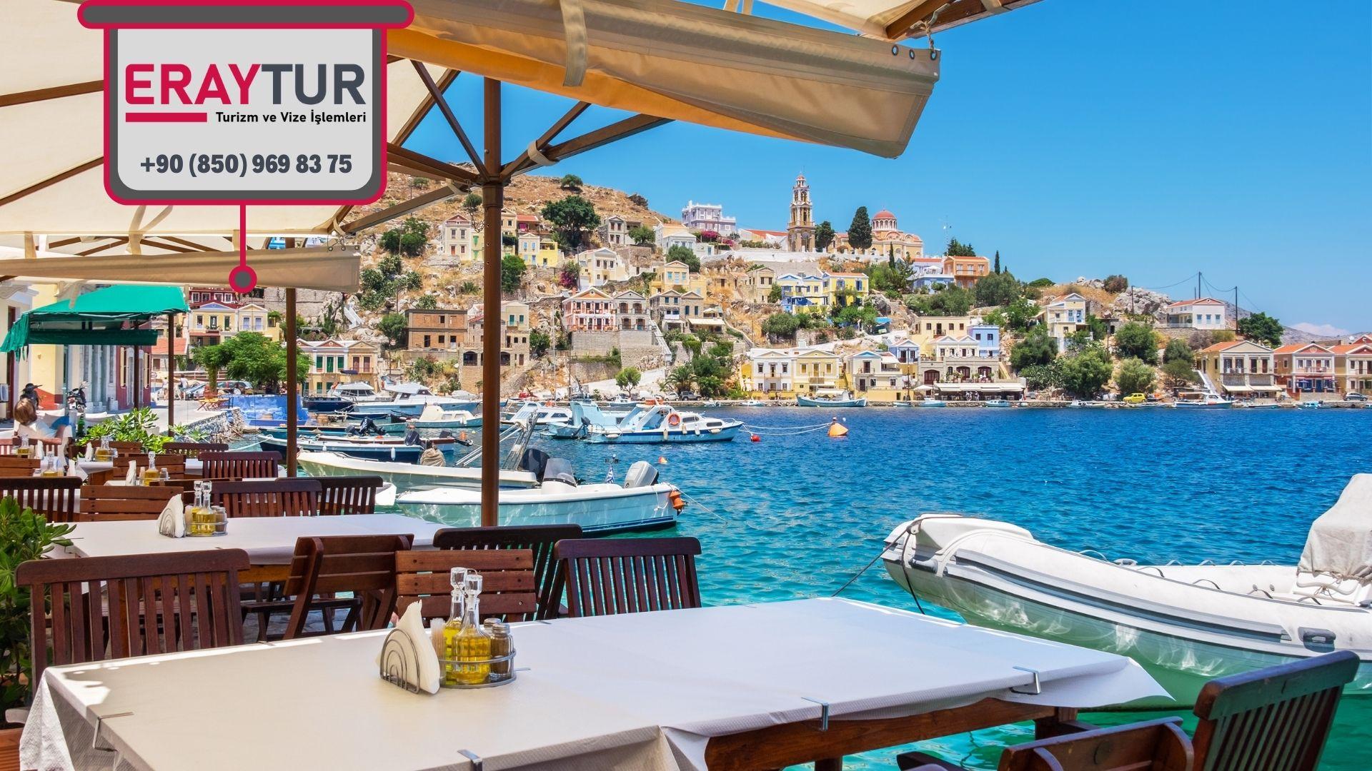 Yunanistan Ticari Vize İşveren Evrakları