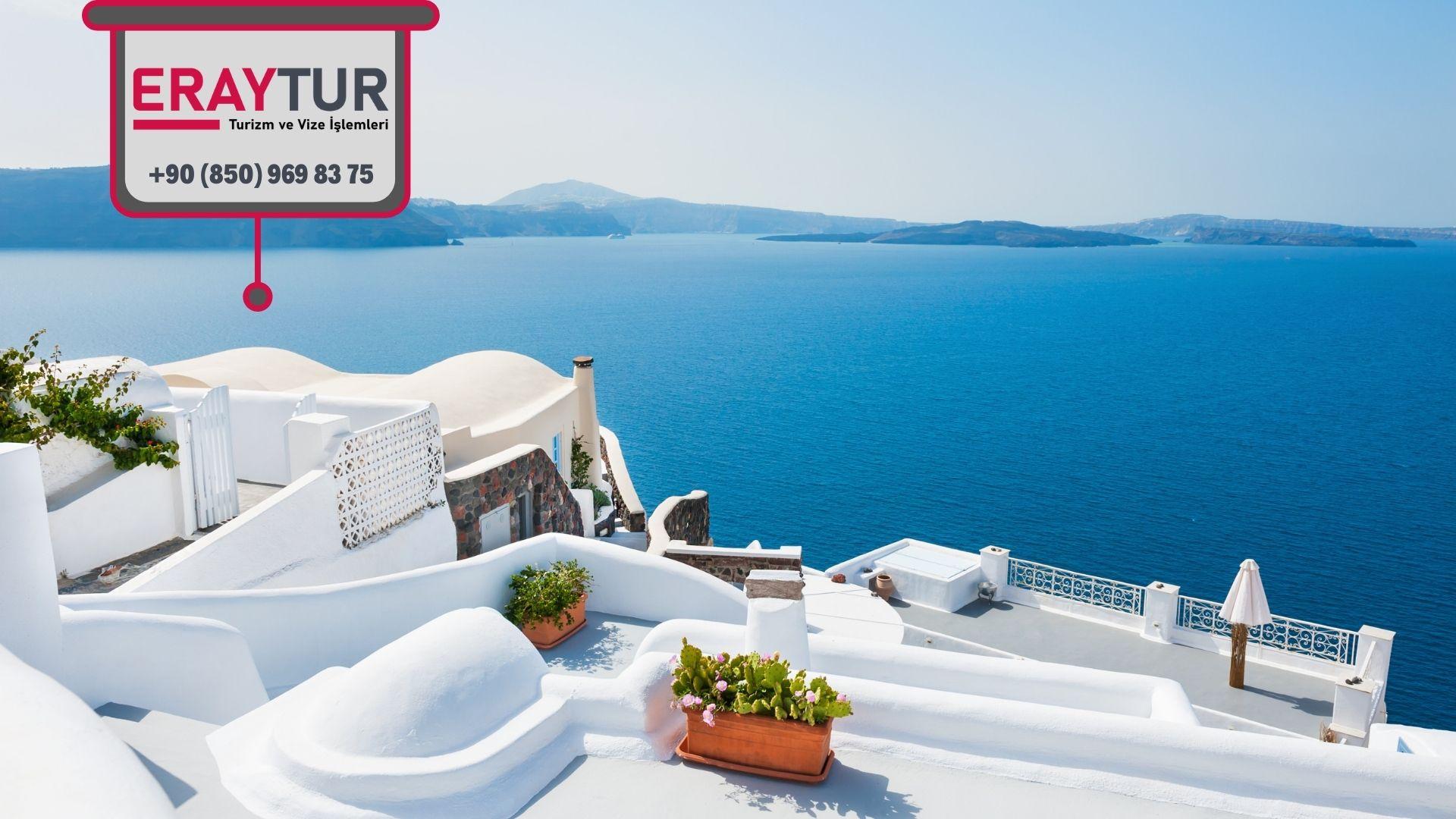 Yunanistan Turistik Vize Çiftçi Evrakları