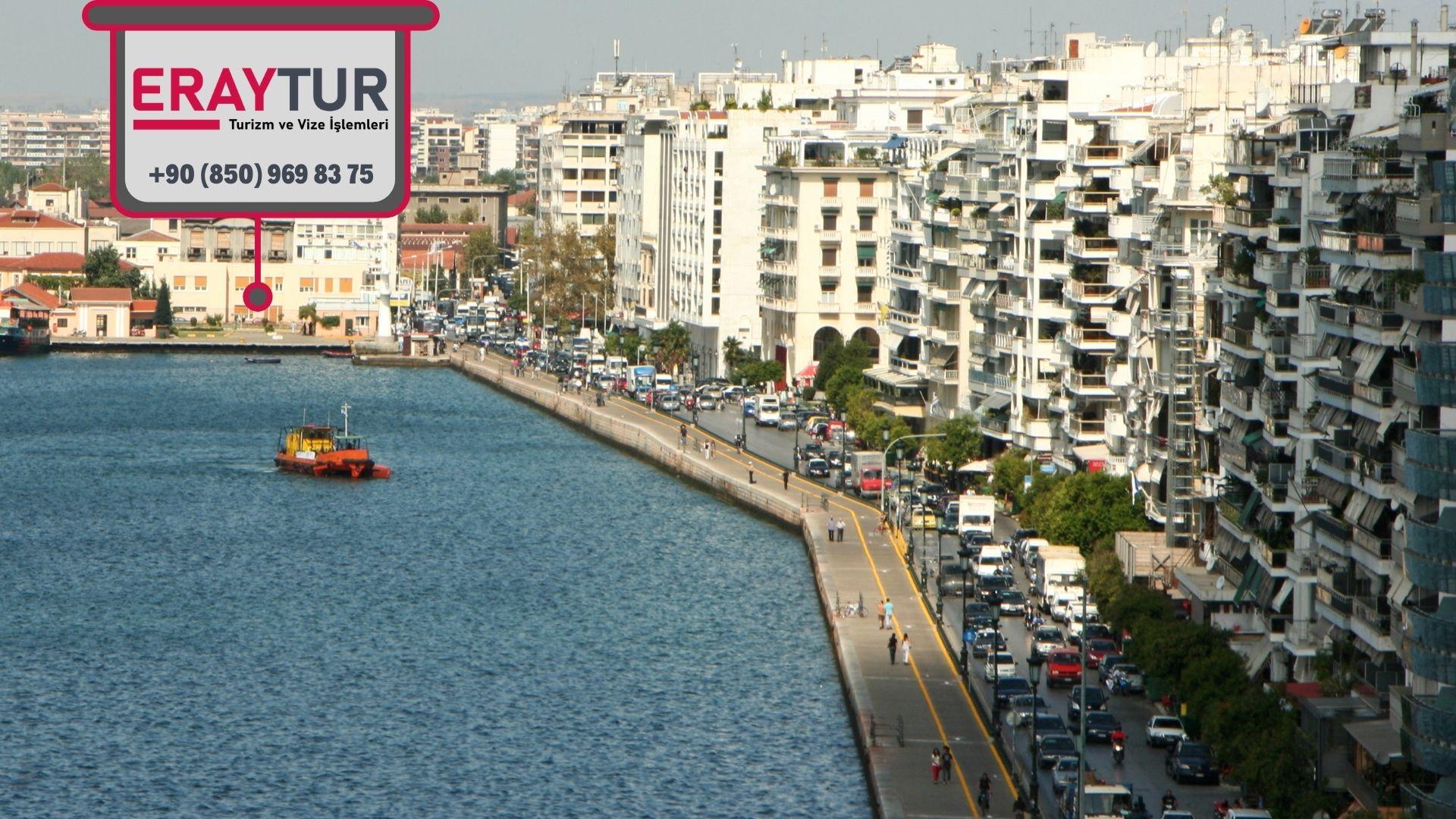 Yunanistan Turistik Vize Dilekçe Örneği