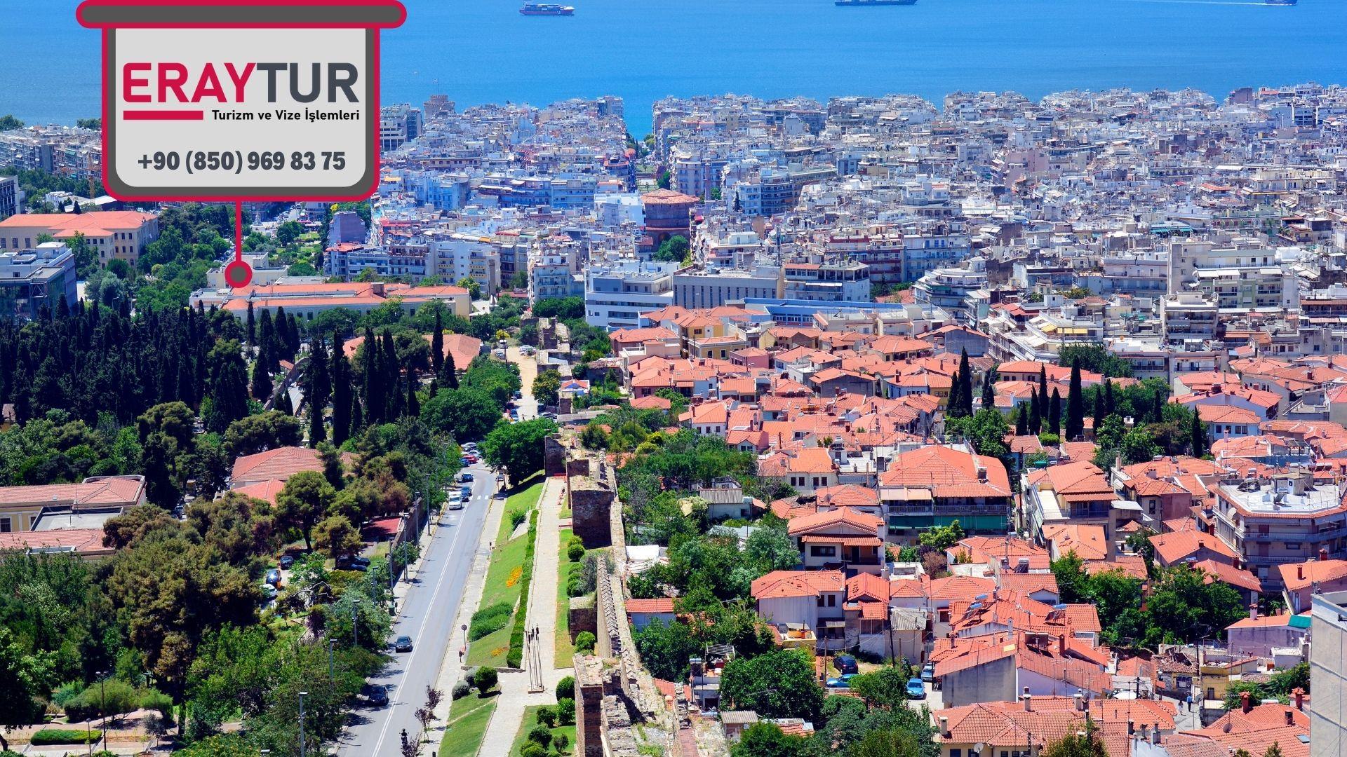 Yunanistan Turistik Vize İçin Gerekli Evraklar