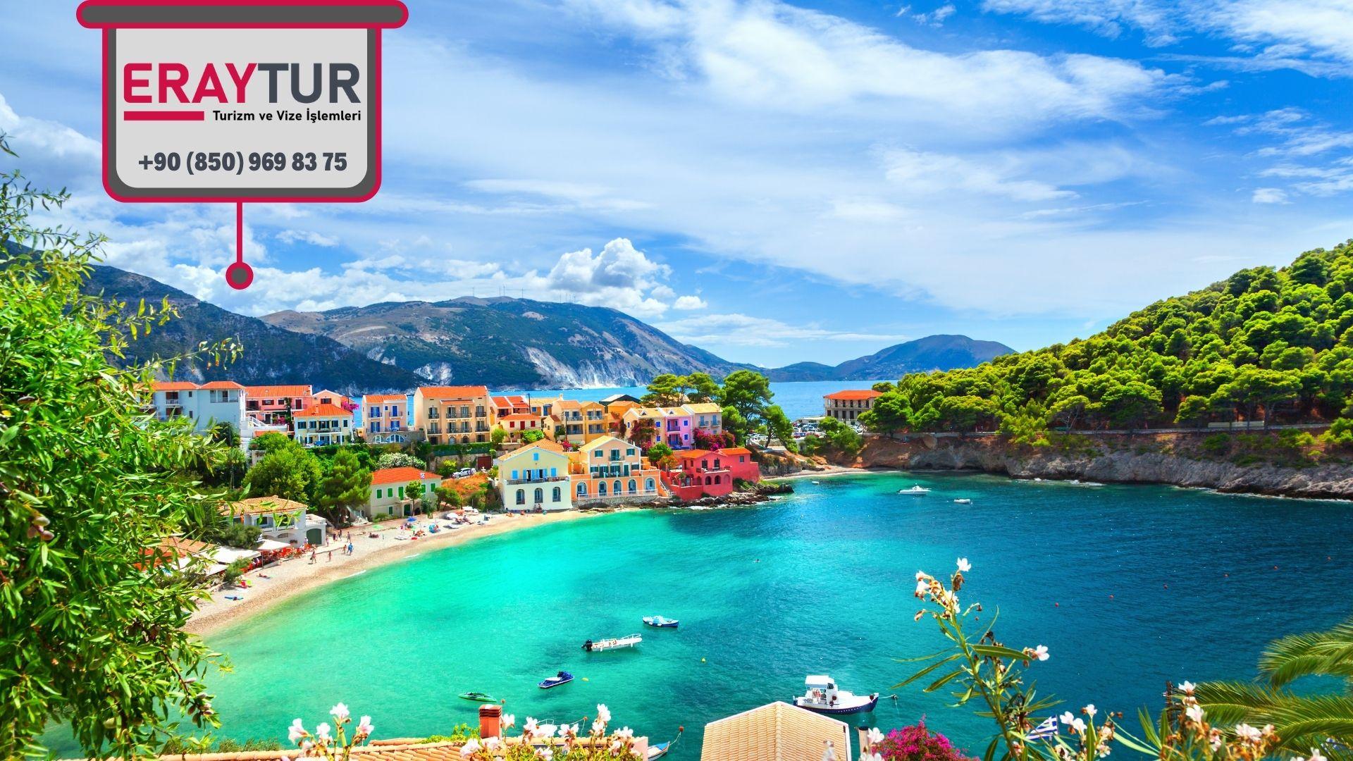 Yunanistan Turistik Vize İşsiz Evrakları