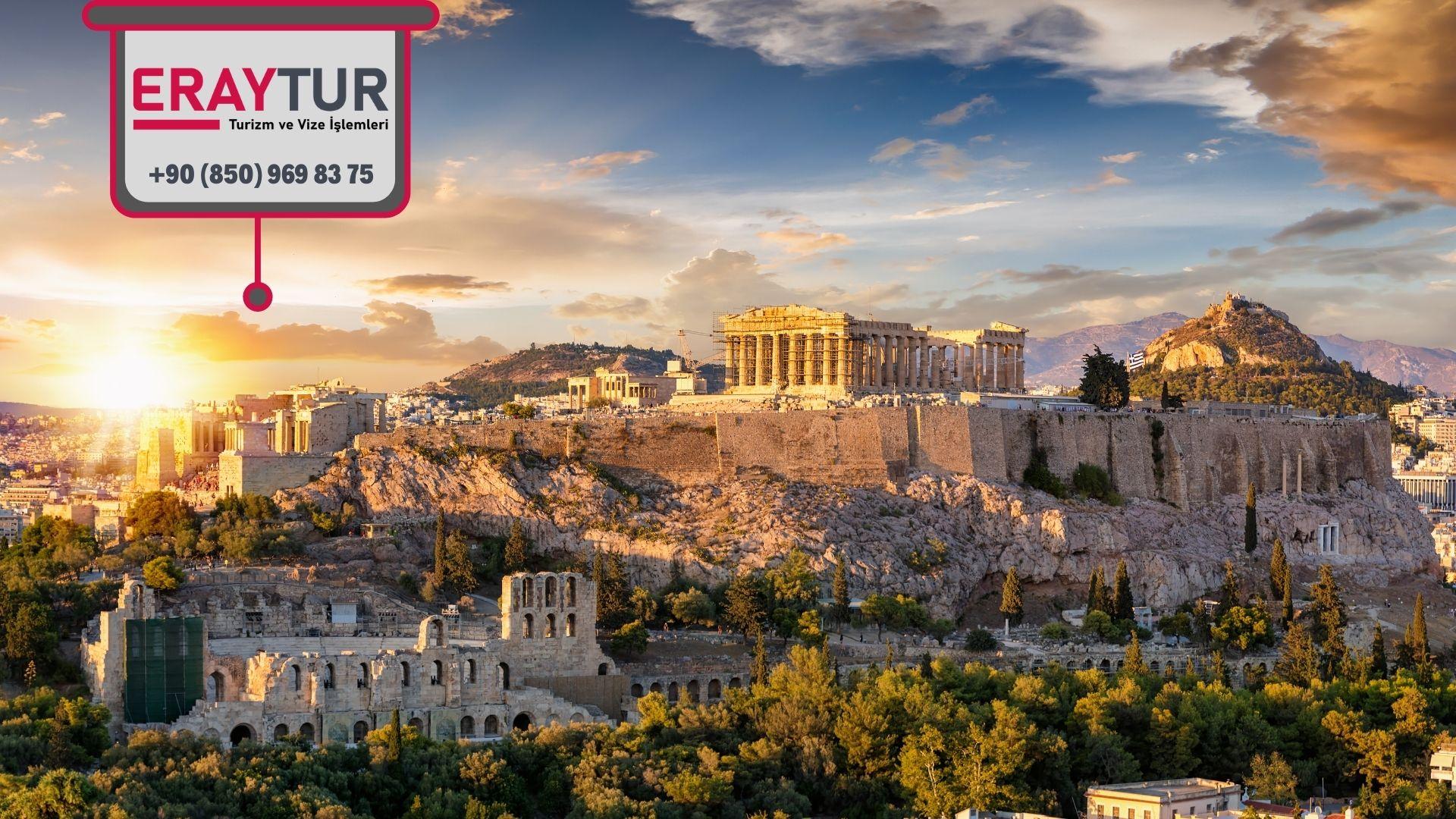 Yunanistan Turistik Vize İşveren Evrakları