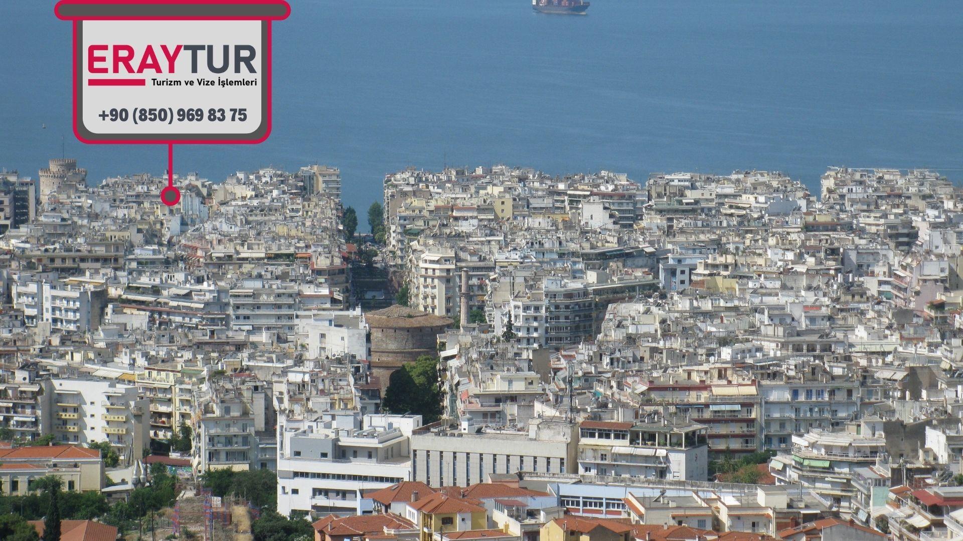Yunanistan Turistik Vize Kaç Günde Çıkar?