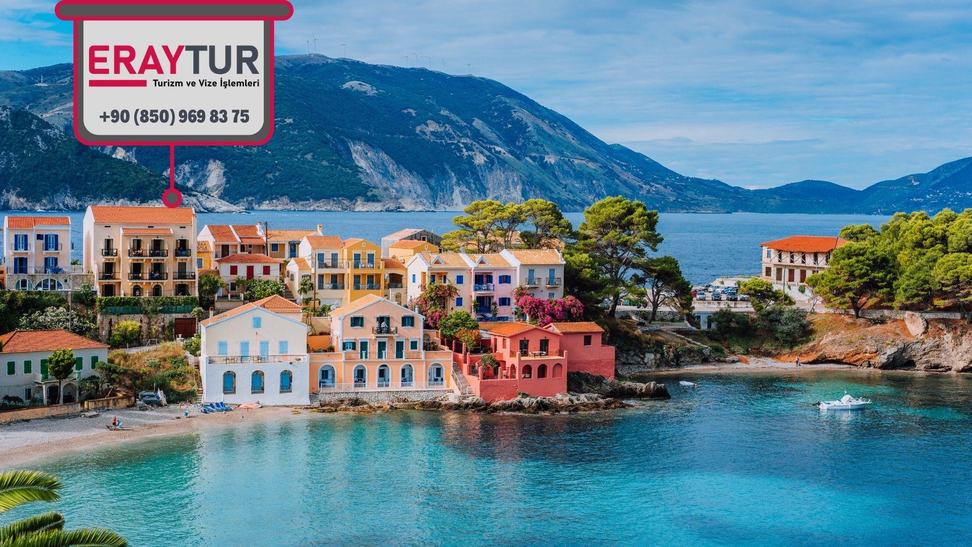 Yunanistan Turistik Vize Kamu Evrakları