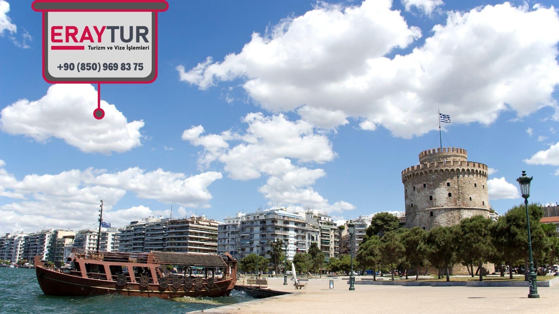 Yunanistan Turistik Vize Ücreti