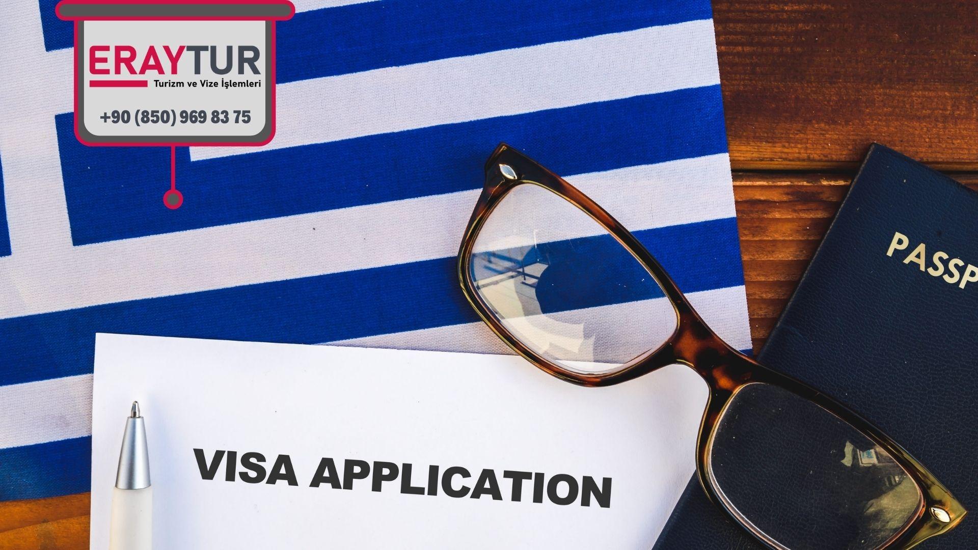 Yunanistan Vizesi Sık Sorulan Sorular