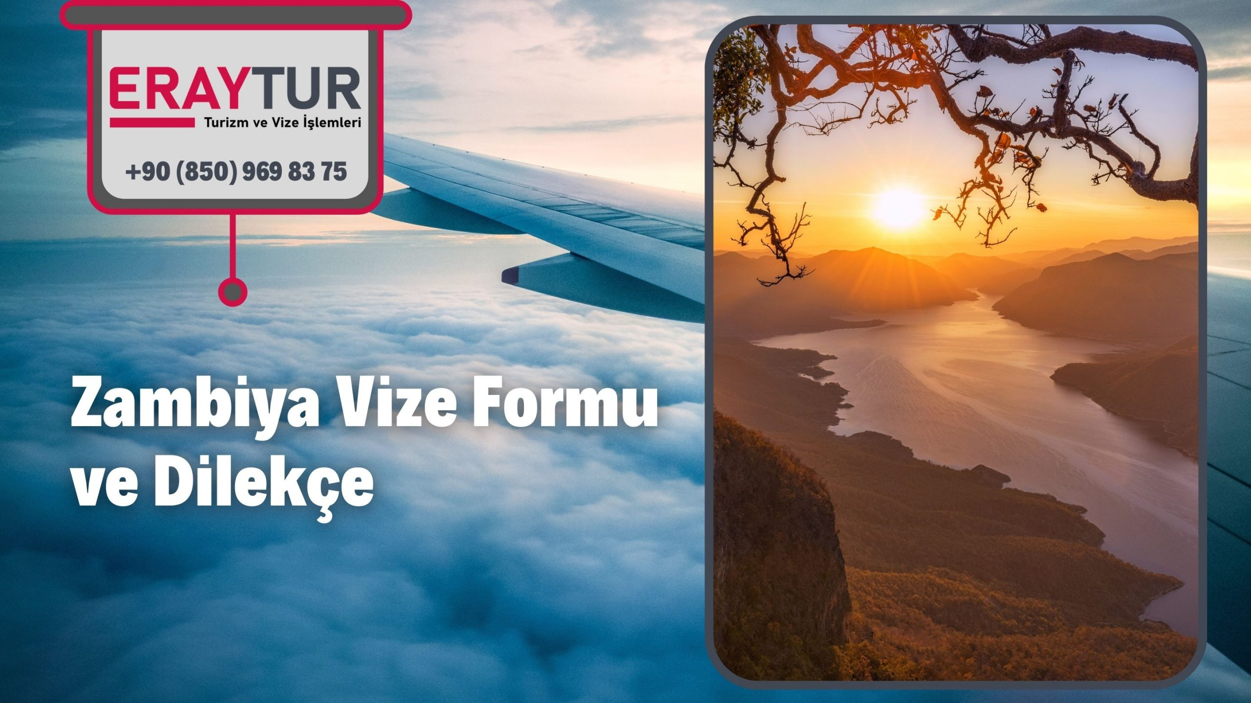 Zambiya Vize Formu ve Dilekçe