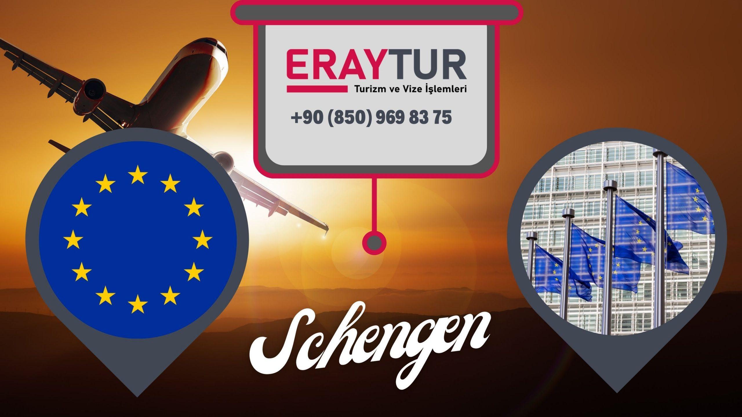 Schengen Vize Başvuru Formu Online
