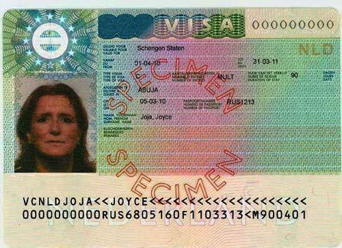 Schengen Vizesi Nasıl Alınır? 1 – schengen vize ornegi
