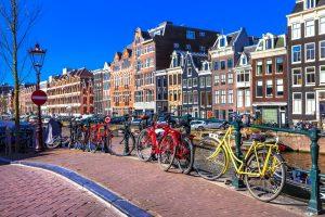 Hollanda bisiklet