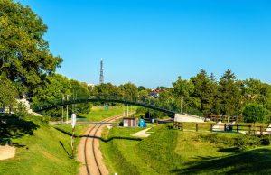 Polonya demiryolu