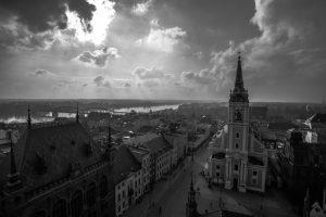 Polonya kasaba