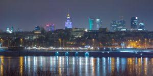 Varşova Polonya