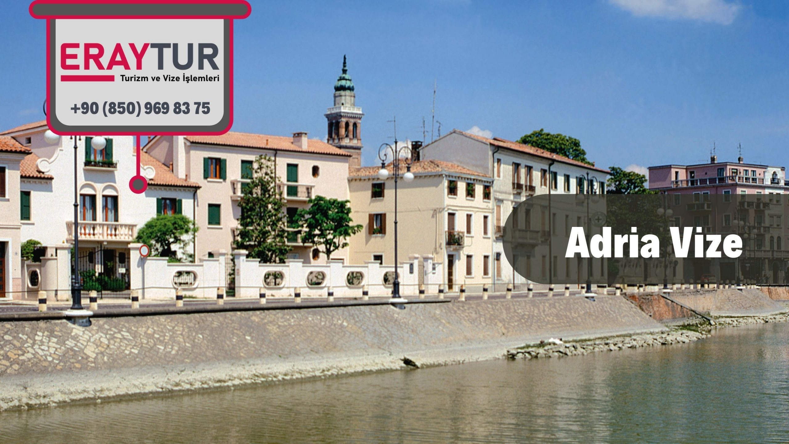 İtalya Adria Vize Başvurusu