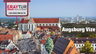 Almanya Augsburg Vize Başvurusu