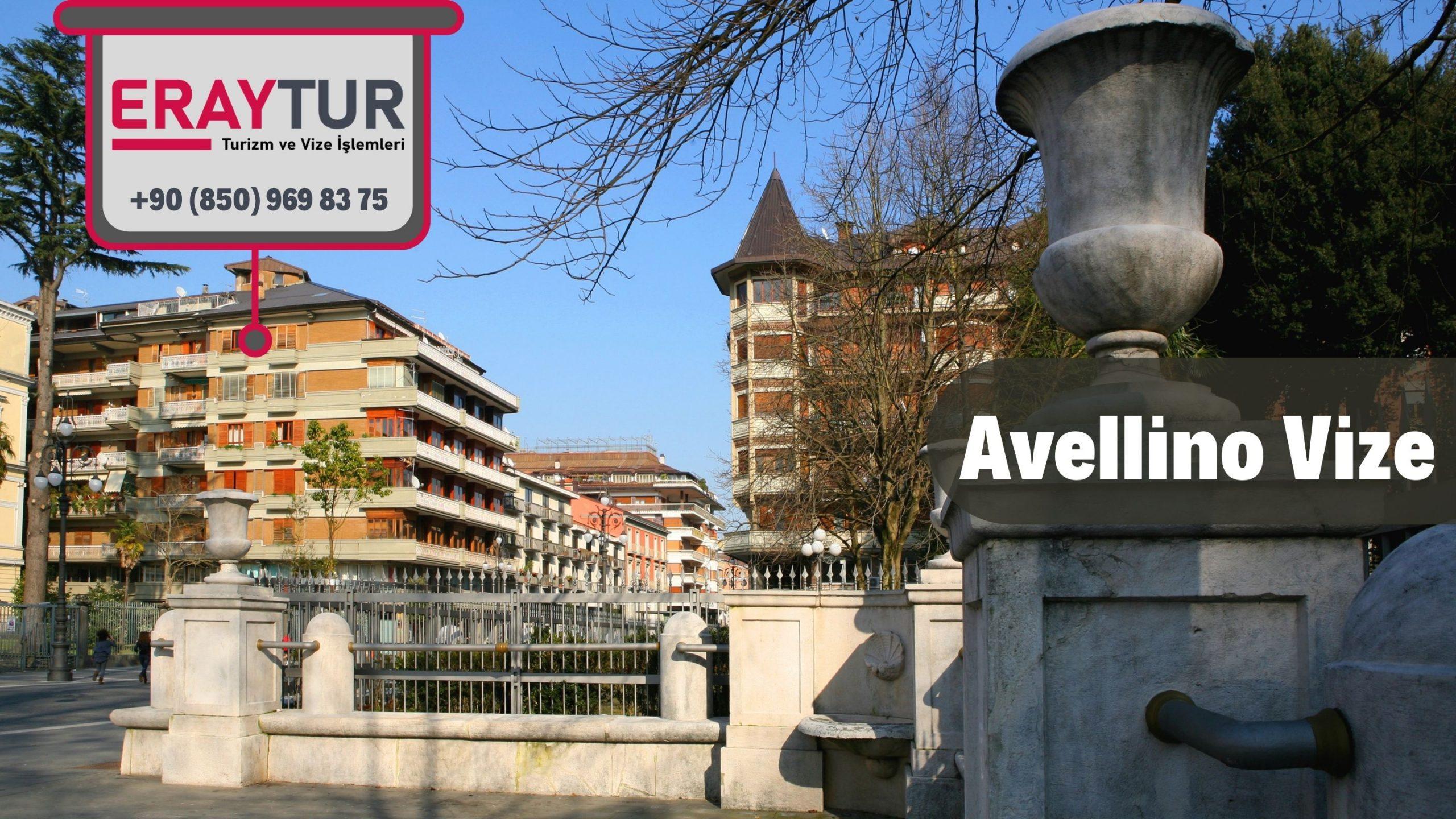İtalya Avellino Vize Başvurusu