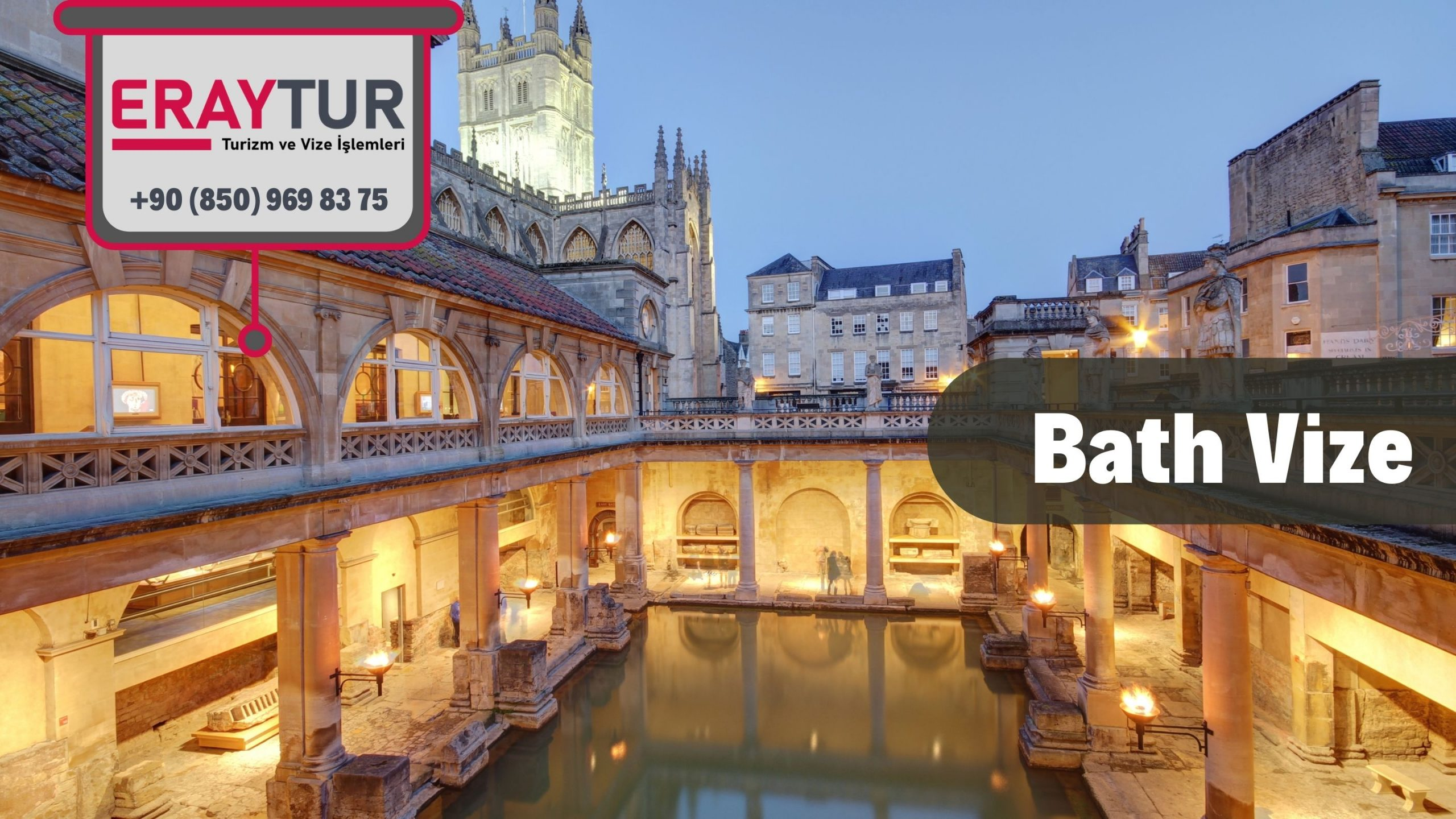 İngiltere Bath Vize Başvurusu