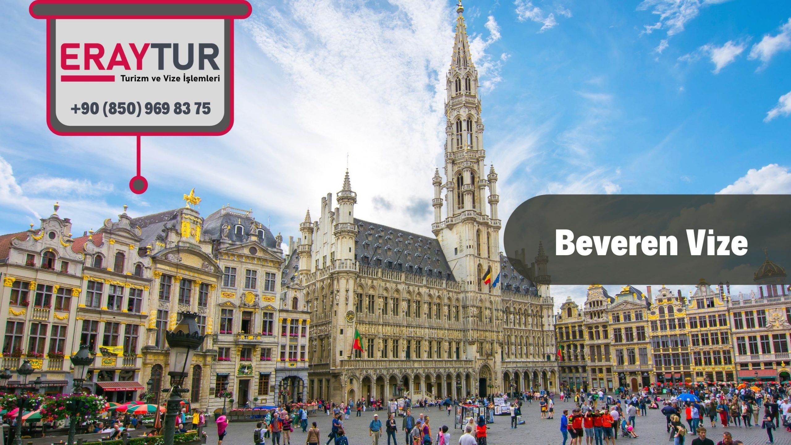 Belçika Beveren Vize Başvurusu