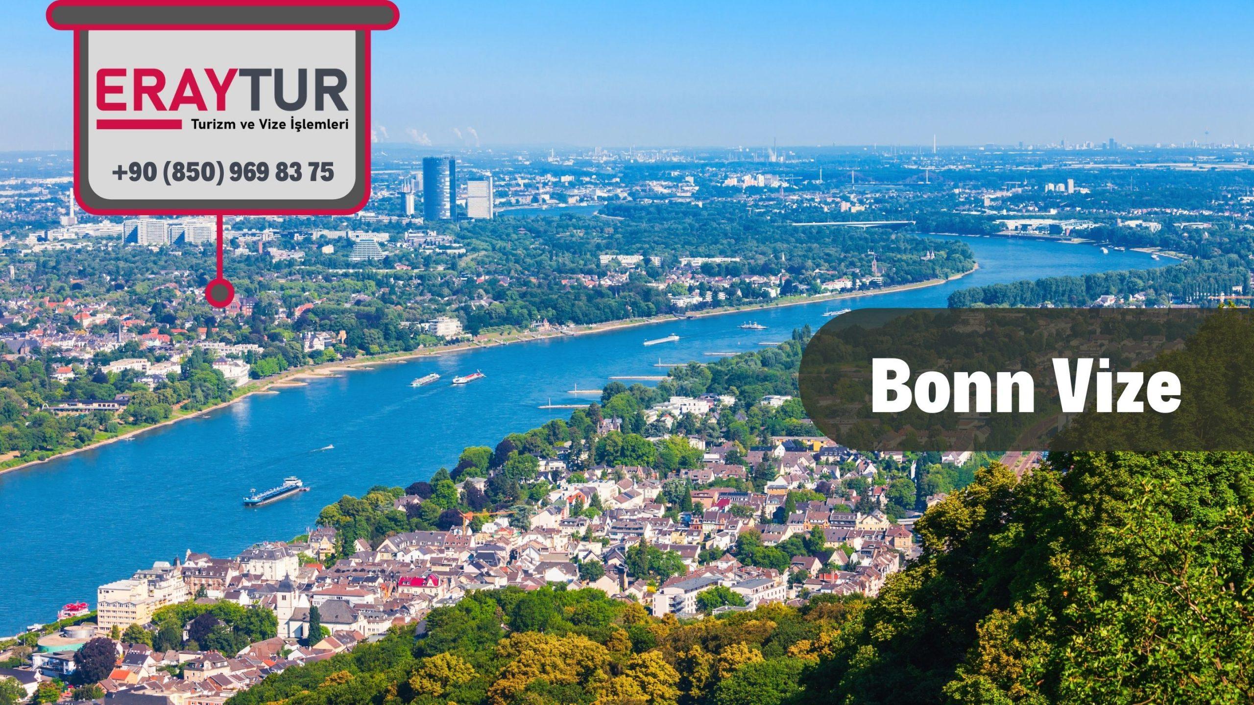 Almanya Bonn Vize Başvurusu