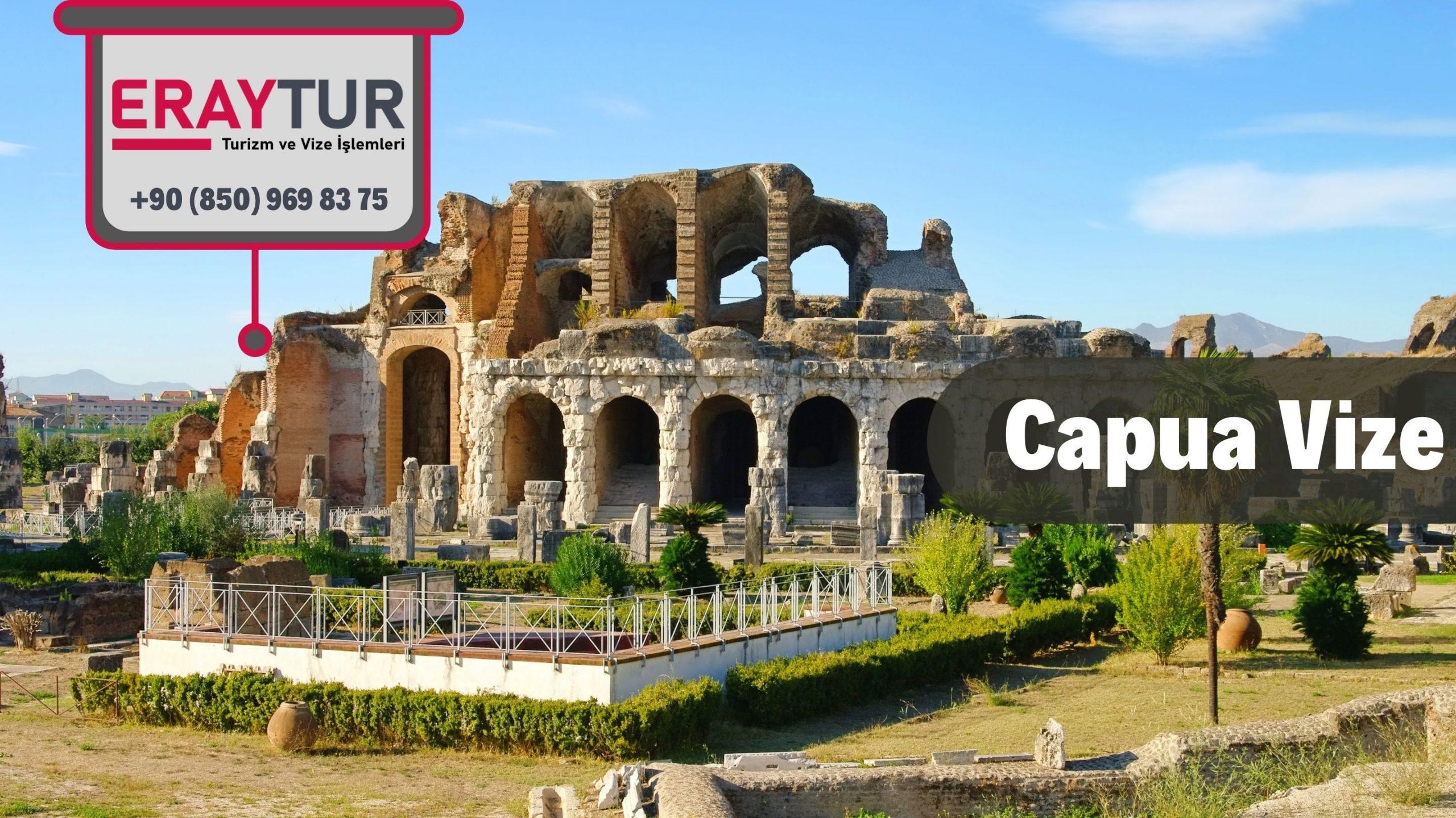 İtalya Capua Vize Başvurusu