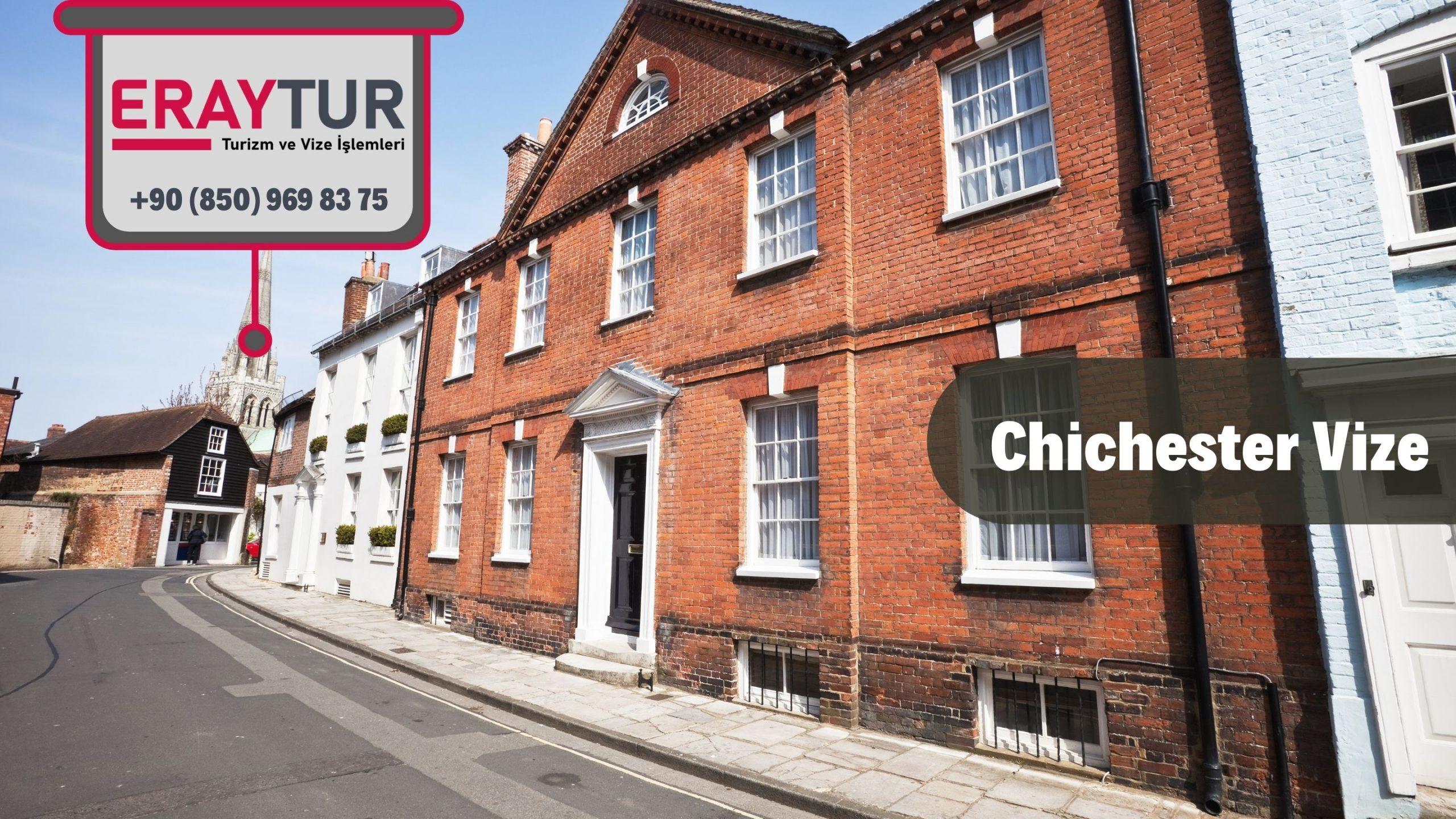 İngiltere Chichester Vize Başvurusu