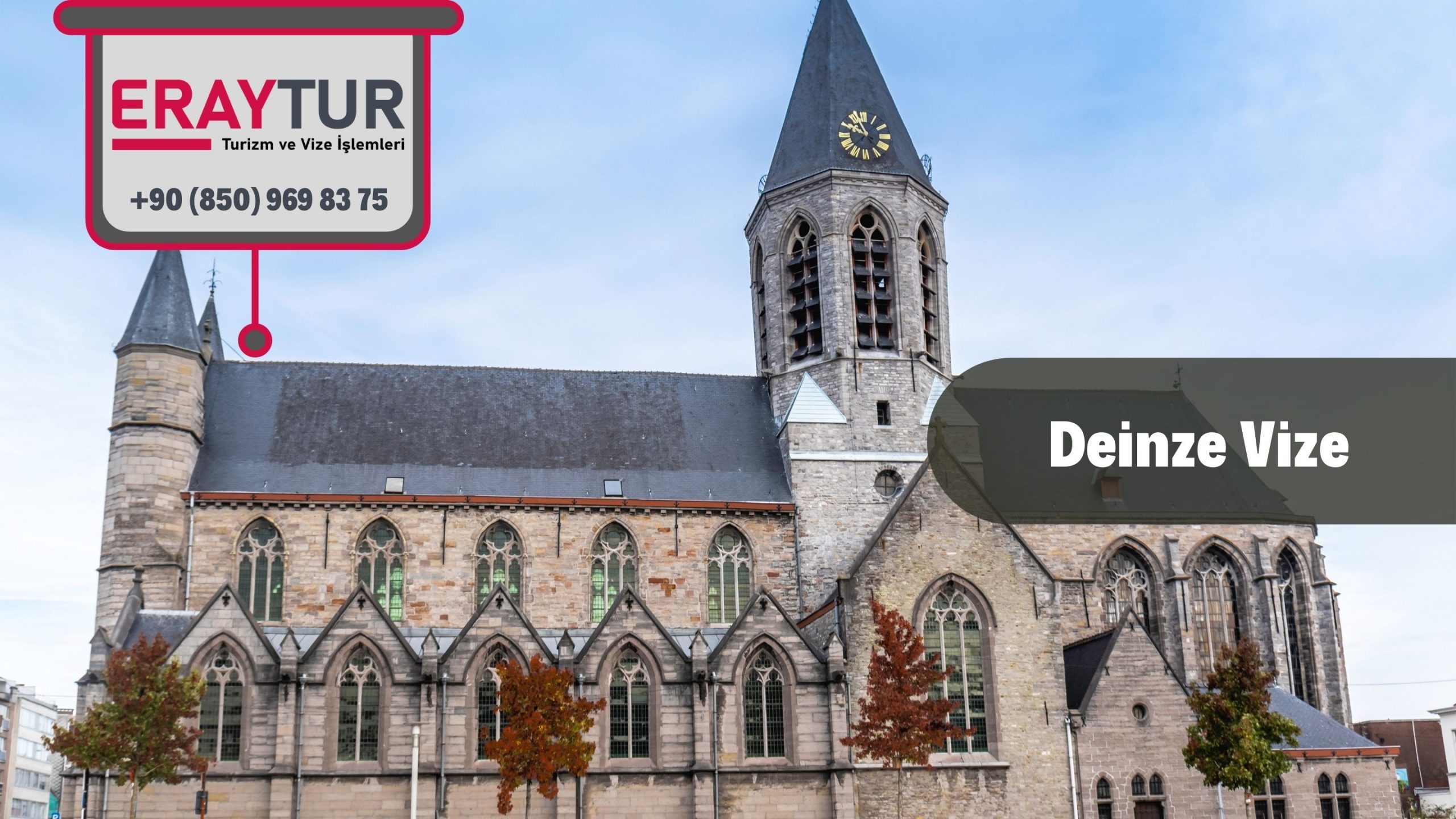 Belçika Deinze Vize Başvurusu