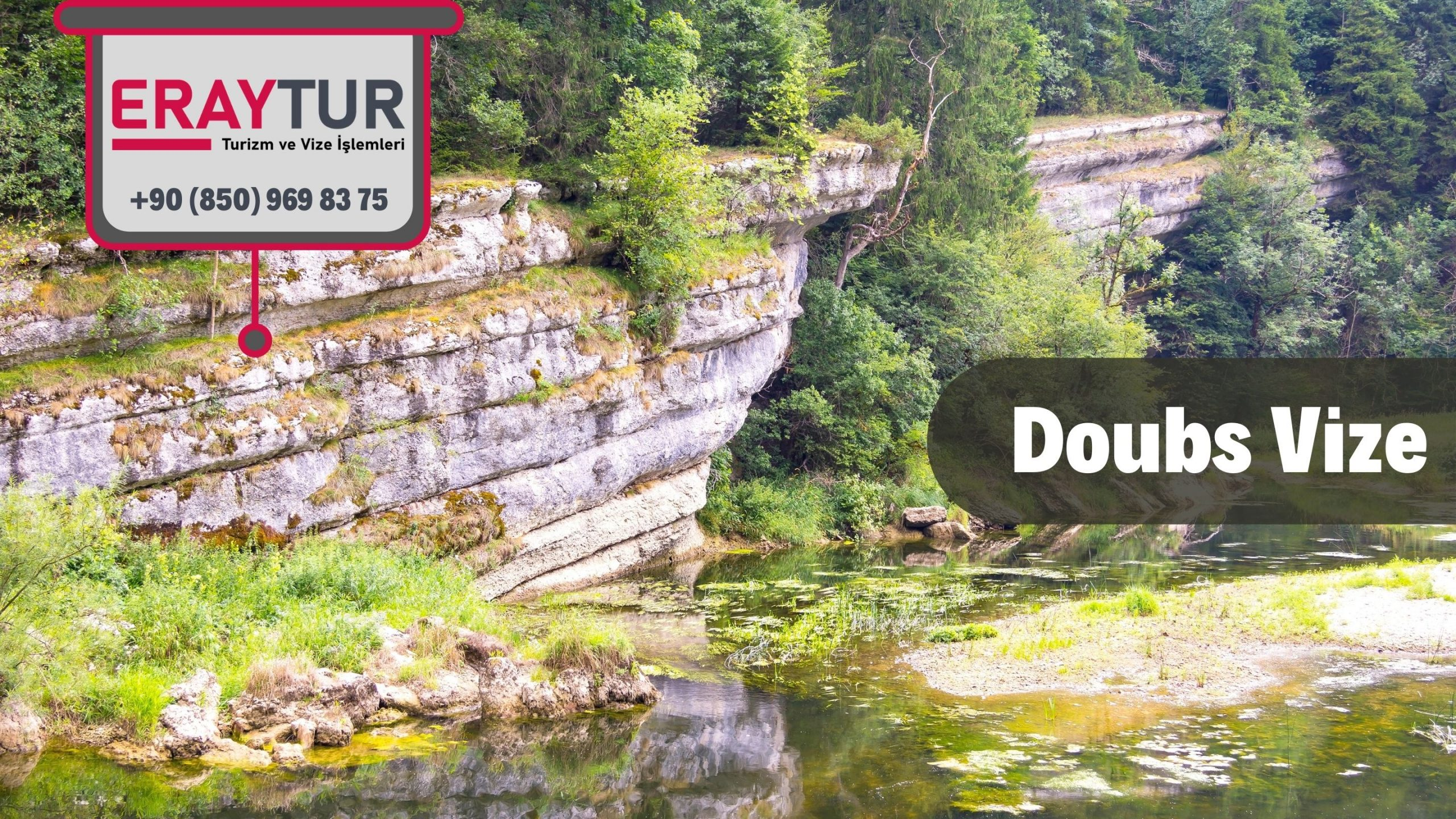 Fransa Doubs Vize Başvurusu