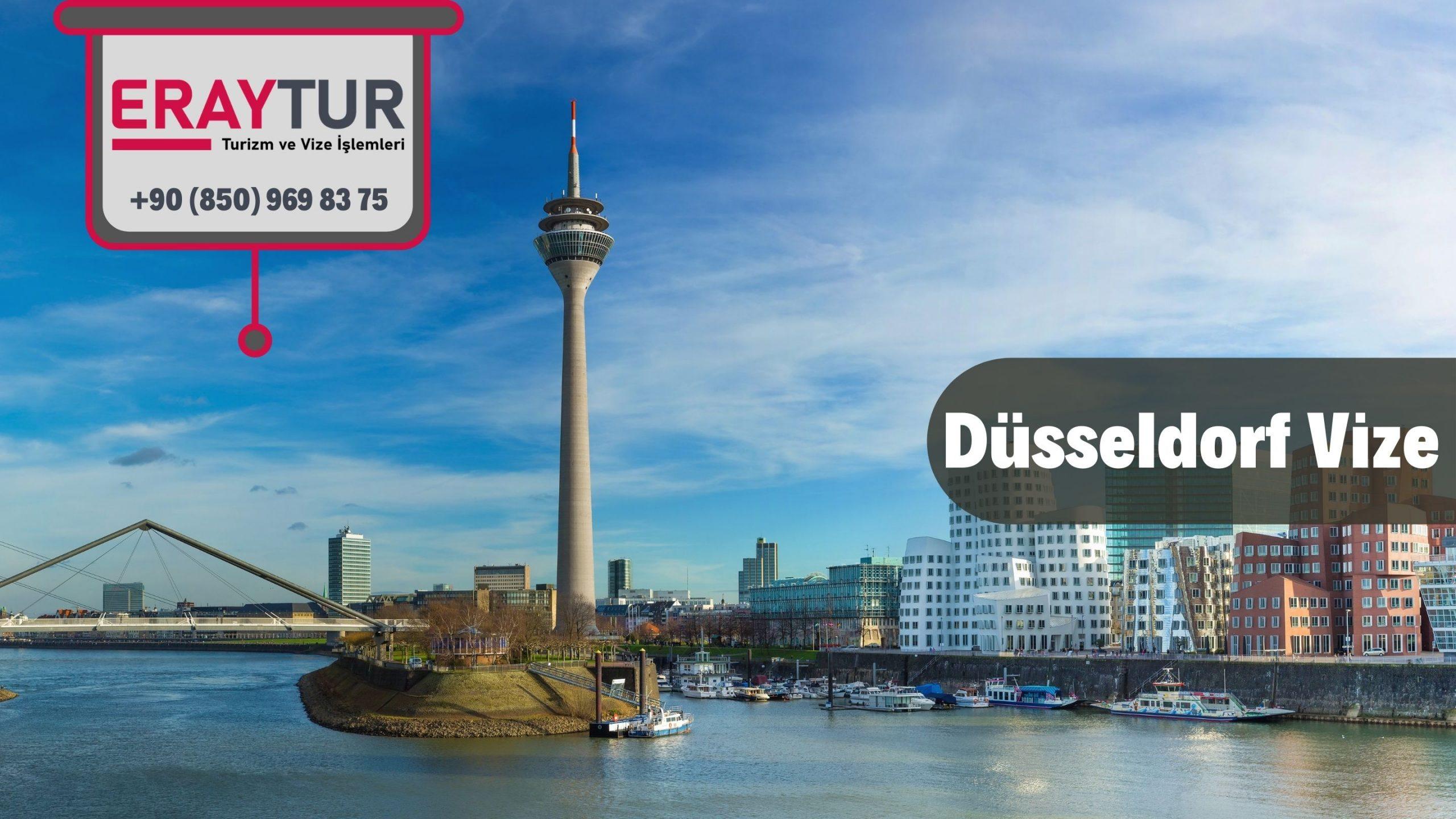 Almanya Düsseldorf Vize Başvurusu