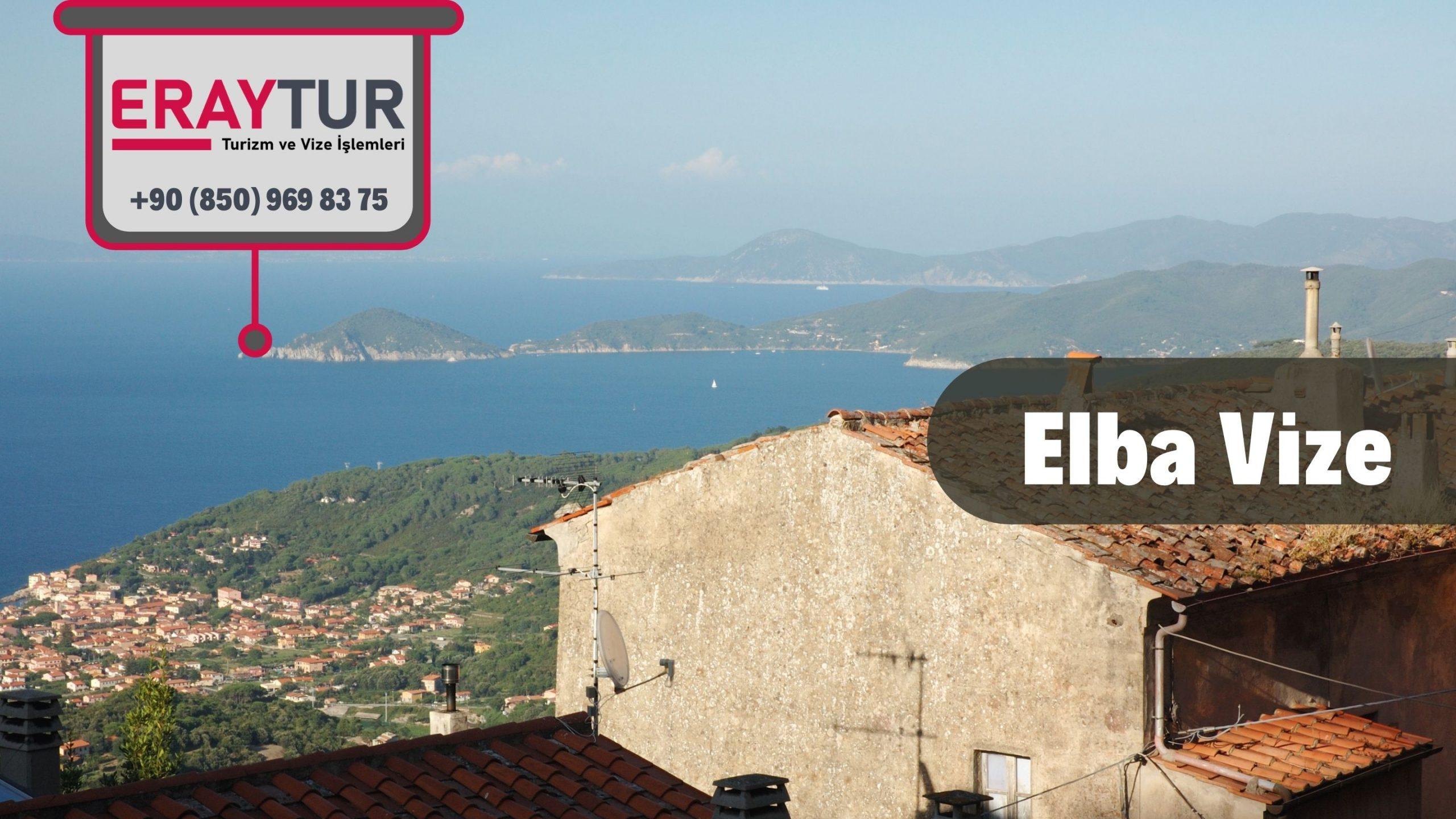 İtalya Elba Vize Başvurusu