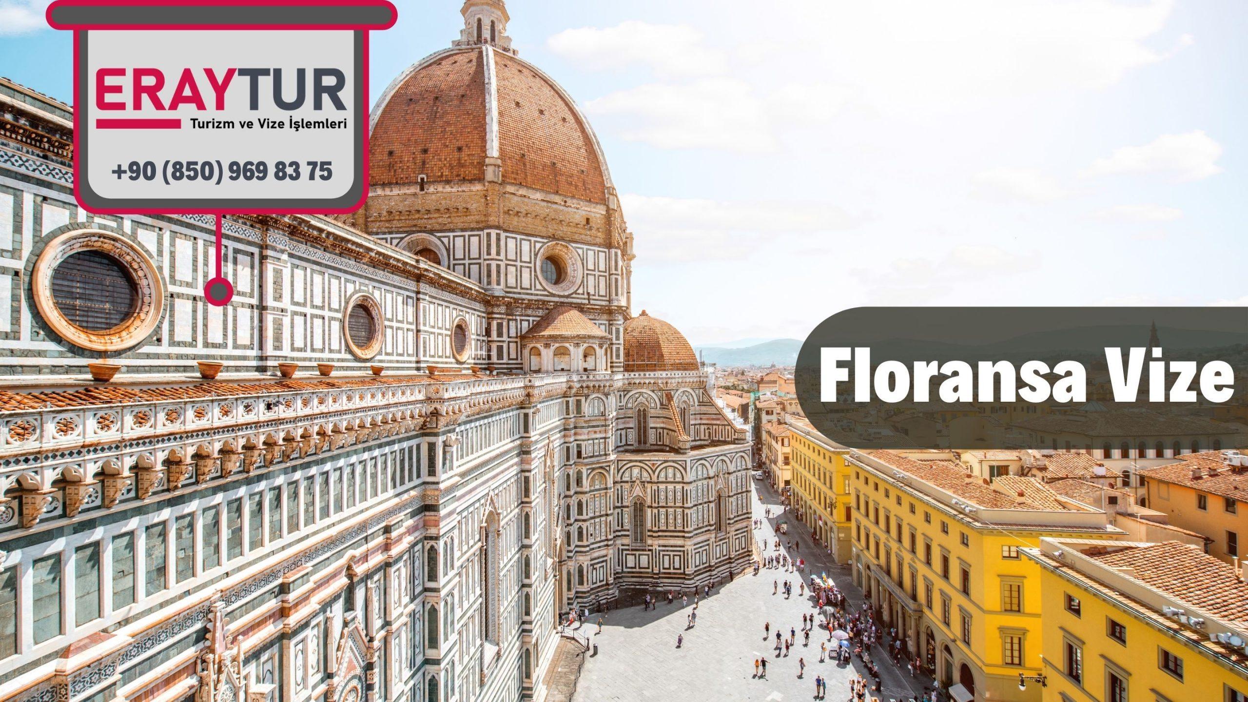 İtalya Floransa Vize Başvurusu