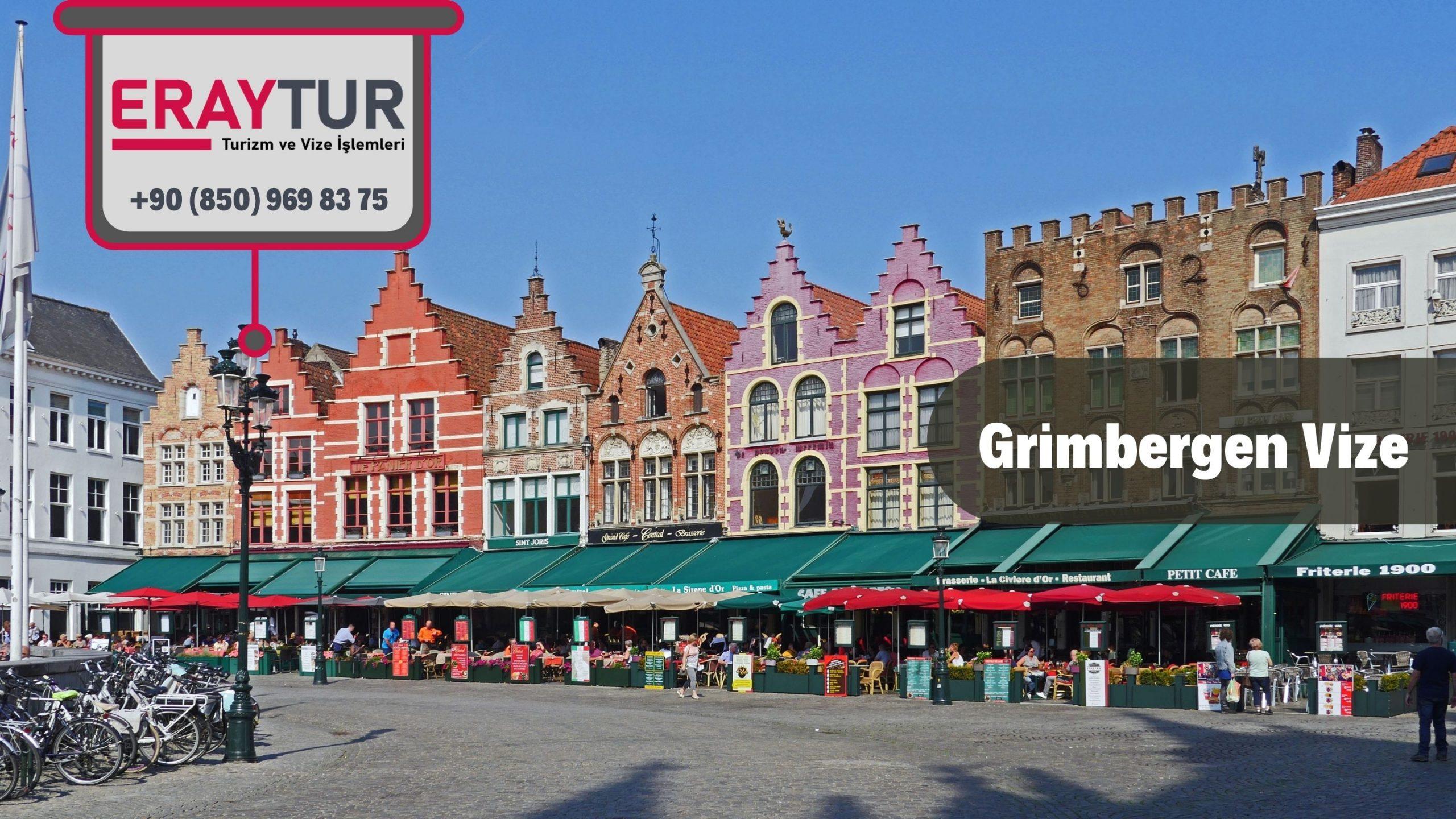 Belçika Grimbergen Vize Başvurusu