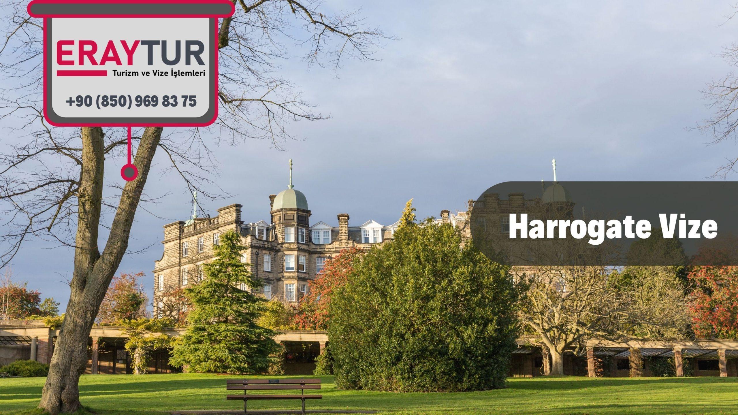 İngiltere Harrogate Vize Başvurusu