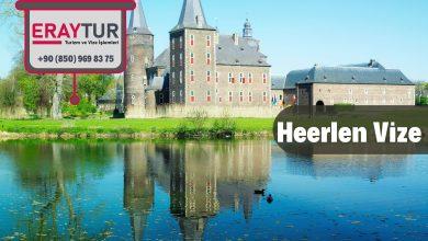 Hollanda Heerlen Vize Başvurusu