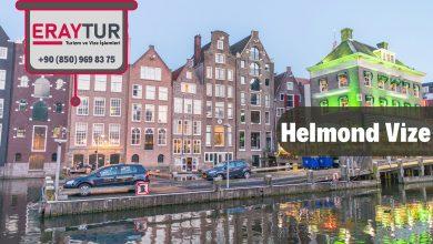 Hollanda Helmond Vize Başvurusu