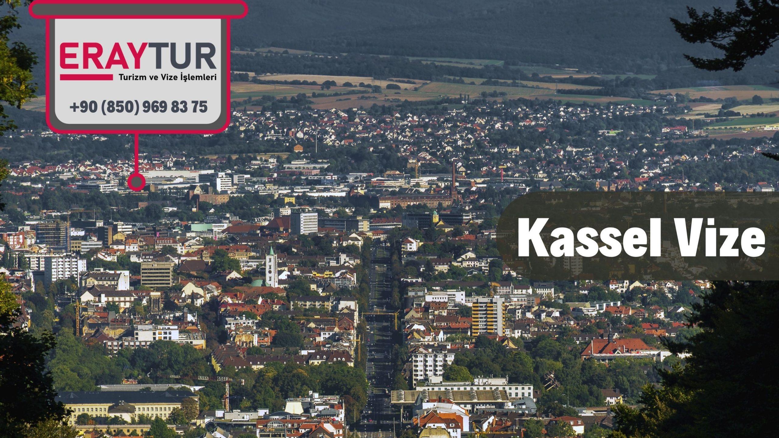 Almanya Kassel Vize Başvurusu
