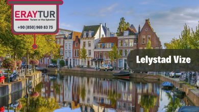 Hollanda Lelystad Vize Başvurusu