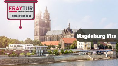 Almanya Magdeburg Vize Başvurusu