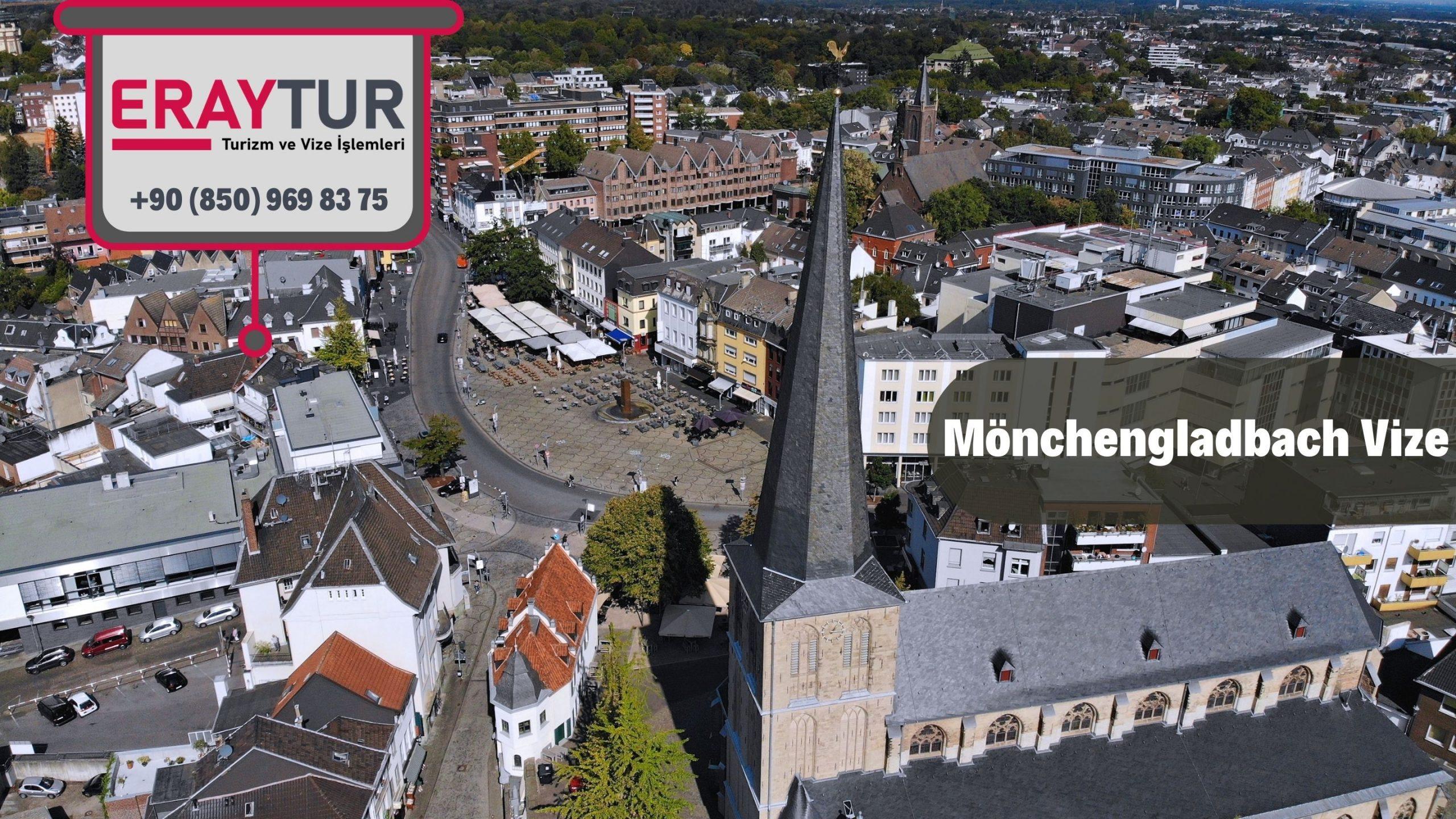 Almanya Mönchengladbach Vize Başvurusu