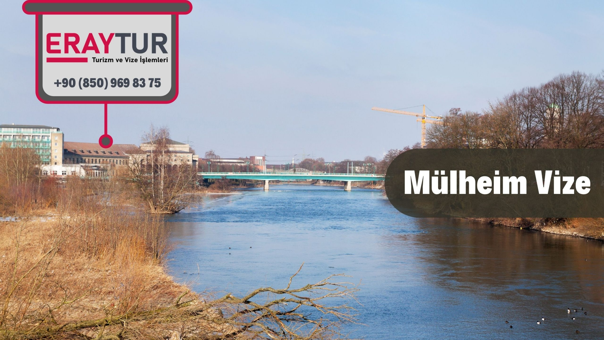 Almanya Mülheim Vize Başvurusu
